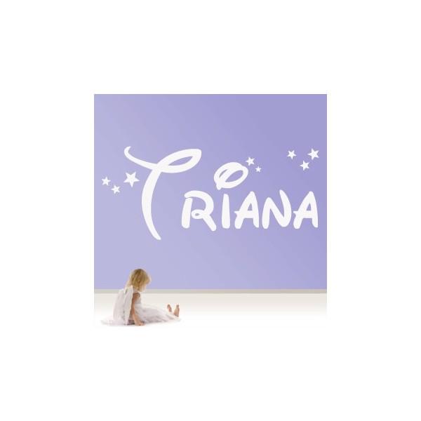 Vinilos decorativos Nombre Triana. Loading zoom 2a4f7ed33503