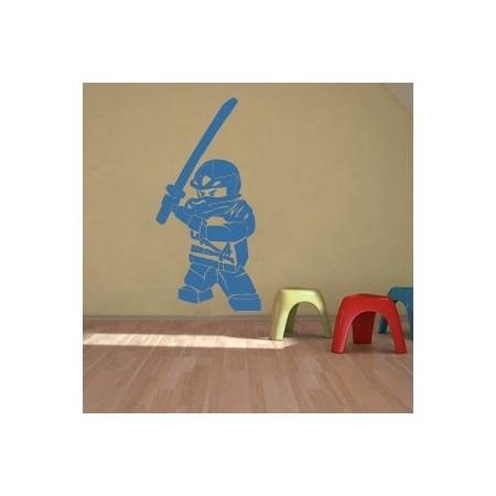 vinilos infantiles Ninja