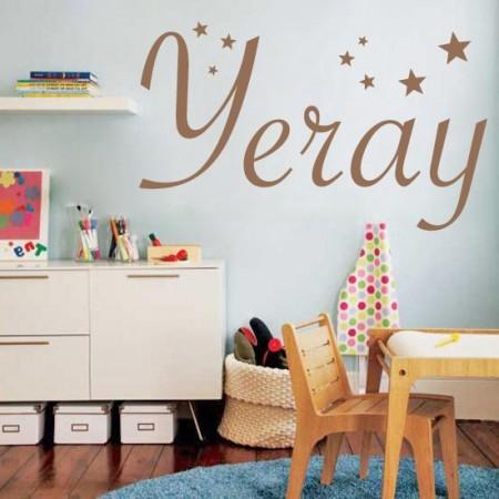 Vinilos decorativos Nombre Yeray