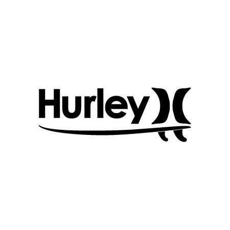vinilos Logo hurley