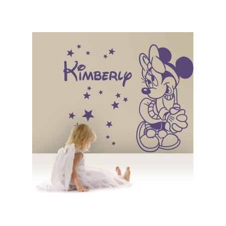 vinilos nombre Kimberly