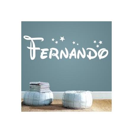 vinilos Nombre Fernando