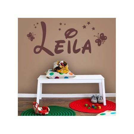vinilos con nombre Leila