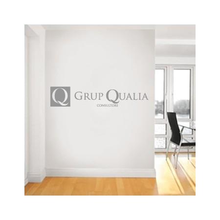 vinilos Logo GrupQualia