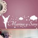 Marina y Sara