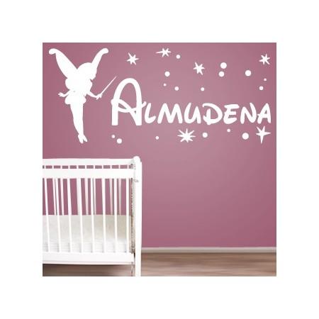vinilos nombre Almudena