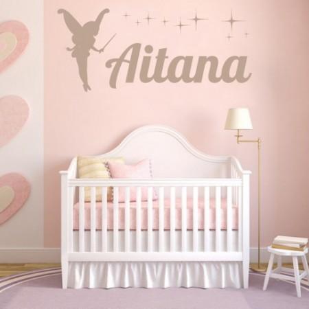 pegatinas nombres Aitana