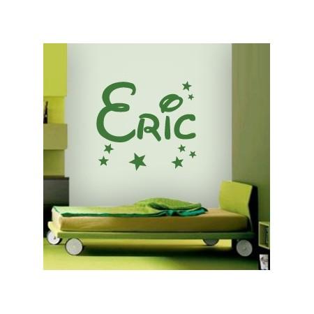 vinilos nombres Eric