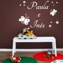 Paula e Inés