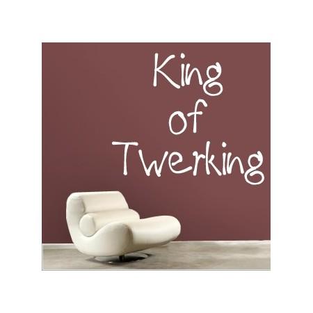 vinilos King of Twerking