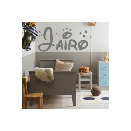 vinilso con nombre Jairo