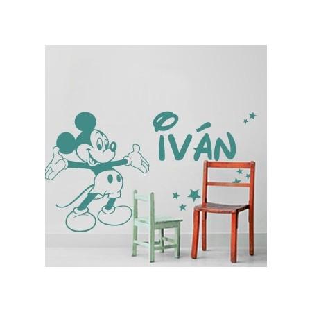 vinilos nombre Ivan