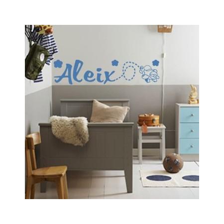 vinilos con nombre Aleix