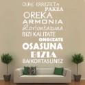 Palabras Euskera