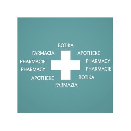 vinilos decoración Farmacia