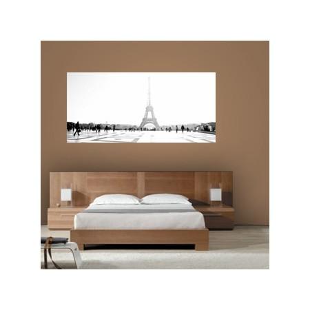 Vinilo decorativo Torre Eiffel Paris
