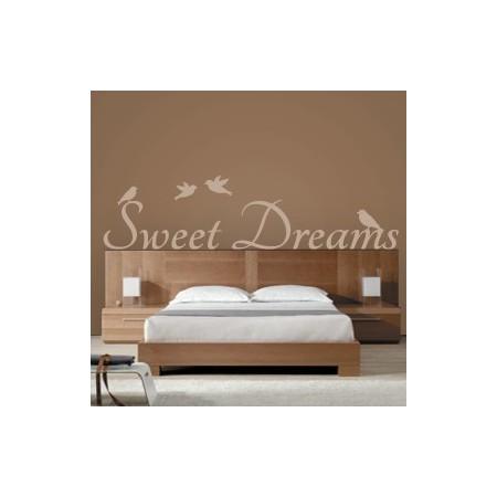 vinilos de texto Sweet Dreams