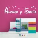 Álvaro y Sofía