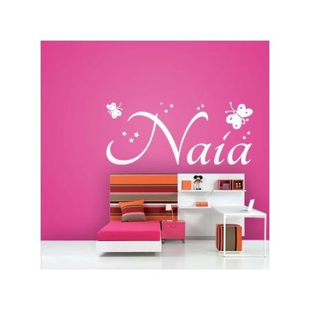 Vinilos decorativos Nombre Nayara