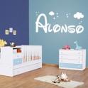 Vinilos Nombre Alonso
