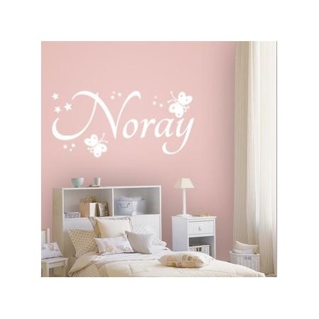 pegatinas paredNombre Noray