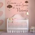 vinilos decorativos El Rincón de Victoria