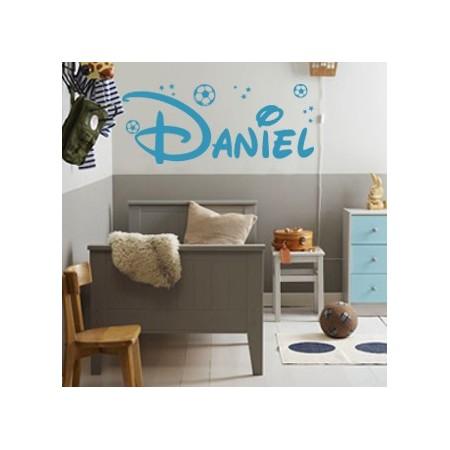 Vinilos Nombre Daniel