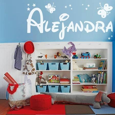 Vinilos Nombre Alejandra