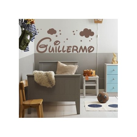 Vinilos Nombre Guillermo