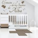 vinilos decorativos El Rincón de Alba