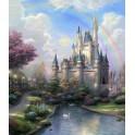 Vinilos Infantiles castillo