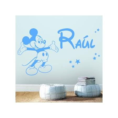 Vinilos nombre Raúl