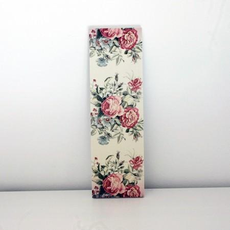Letras Decorativas flores vintage I