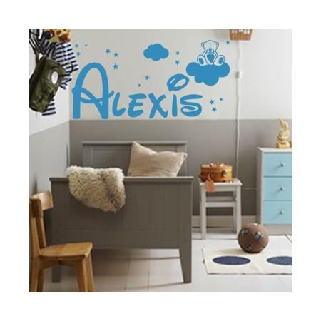 vinilos nombre Alexis