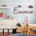 Vinilos Nombre Eduardo