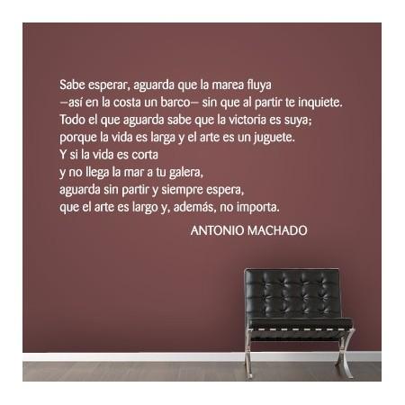 Vinilos Poema Machado