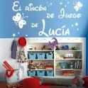 El Rincón de Juego de Lucía