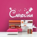 Vinilos decorativos Carolina
