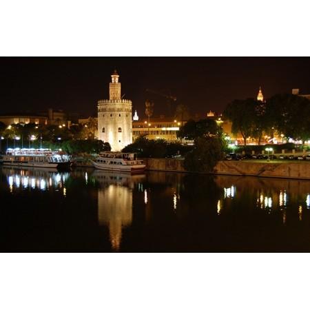 Vinilos decorativos Foto de Sevilla