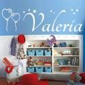 Vinilo nombre Valeria