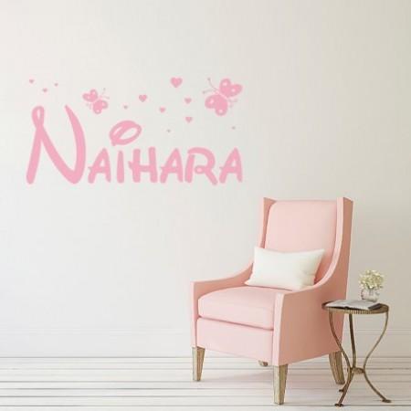 Vinilos infantiles Naihara