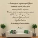 Vinilos poema Tennyson