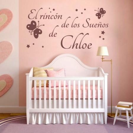 vinilos El Rincón de los Sueños de Chloe