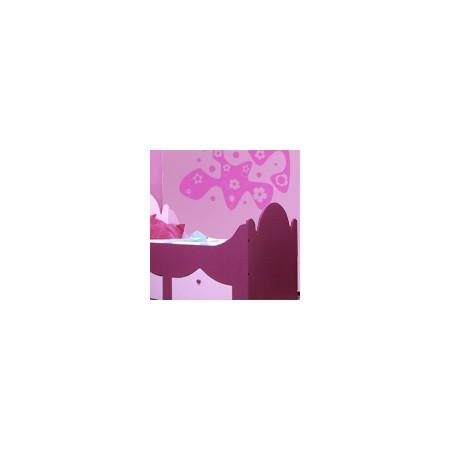 Vinilos Infantiles flores 01