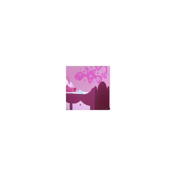 Vinilos Flores Infantiles I Dqcolor Es