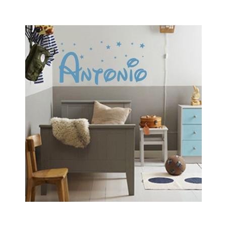 Vinilo nombre Antonio