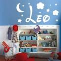 Vinilo Nombre Leo