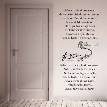 Vinilo Canción Salve Marinera