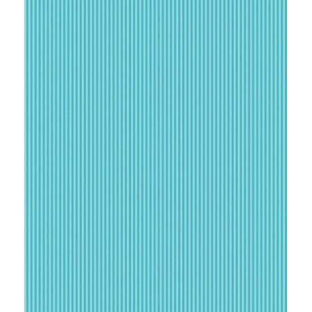Papel pintado rayas Azules