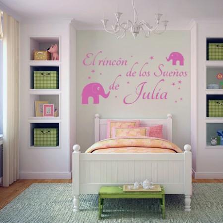 El Rincón de los Sueños de Julia elefantes